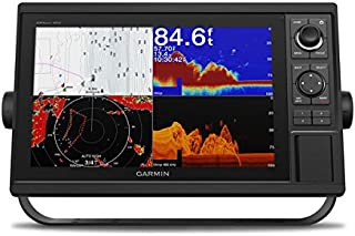 "Garmin GPSMAP 1242xsv, SideVu, ClearVu and Traditional Sonar with Mapping, 12"", 010-01741-03"