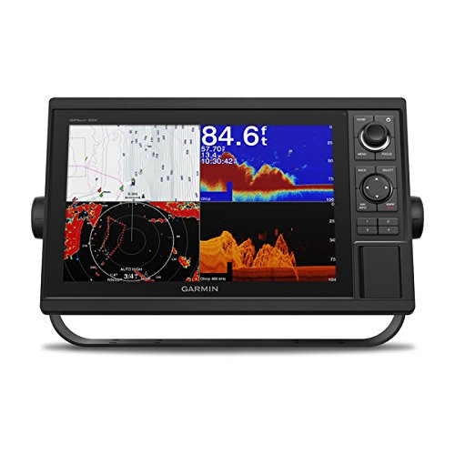Lowest Price! Garmin GPSMAP 1242xsv, SideVu, ClearVu and Traditional Sonar with Mapping, 12, 010-01...