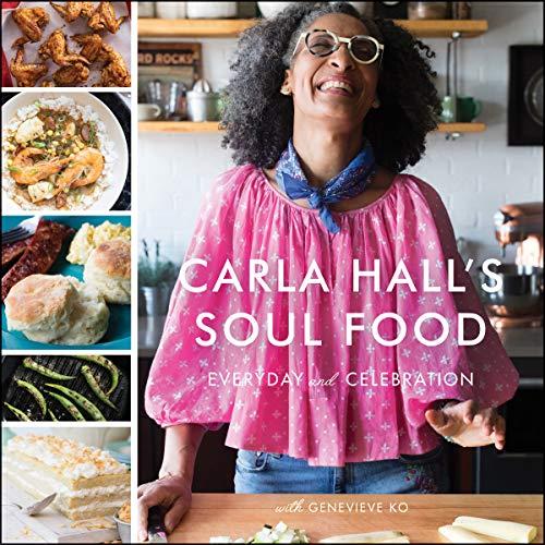 Carla Hall's Soul Food audiobook cover art