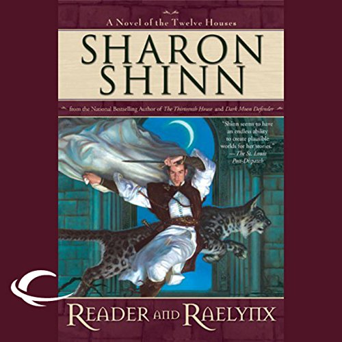 Reader and Raelynx audiobook cover art