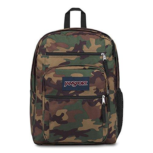 JANSPORT Big Student Backpack Surplus Camo Schoolbag JS00TDN74J9 Rucksack JANSPORT Bags