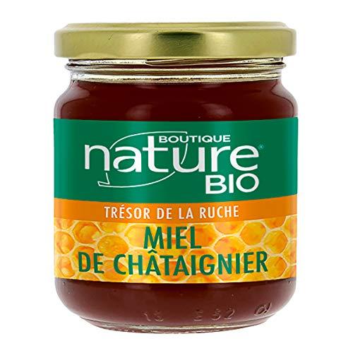 Boutique Nature - Miel de châtaignier - Pot de 250 g