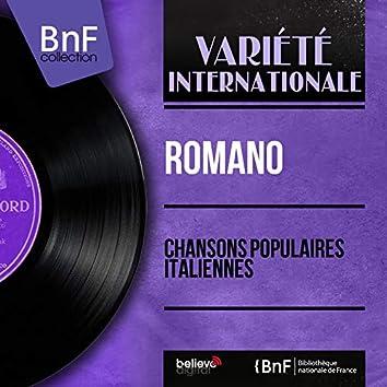 Chansons populaires italiennes (Mono version)