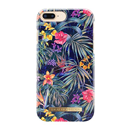 iDeal Of Sweden Cover per Cellulare iPhone 8/7/6/6s Plus (Mysterious Jungle)
