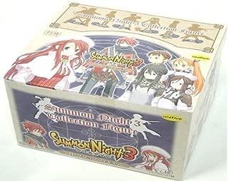 サモンナイト3 コレクションフィギュア BOX 全6種+シークレット1種