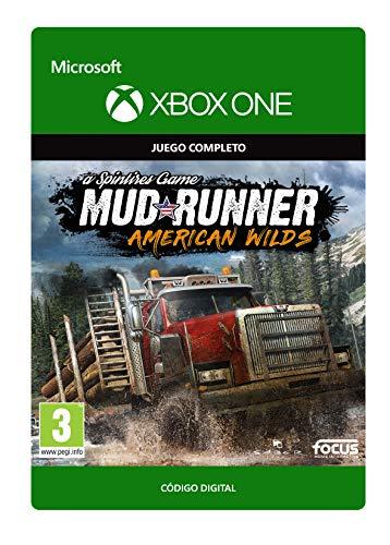 Spintires: MudRunner: American Wilds | Xbox One - Código de descarga