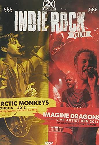 2 X INDIE ROCK VOL. 01 - ARCTIC MONKEYS/ IMAGINE DRAGONS
