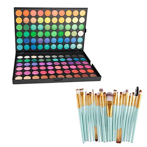 Shadows Eyeshadow Palette 120 Colors Memphis Mall Matte Sh Pigment Bright Eye High order