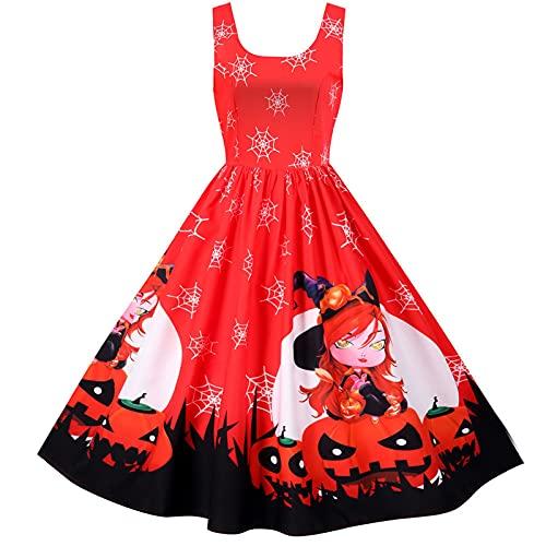 LISSHOW Biscotti Halloween Makeup bluray Abito Donna Costumi Strega Costume neonata Bambino Anni Maschera Donna Maschere di Halloween per Bambini Trucco Bambino Vestito Bambina z