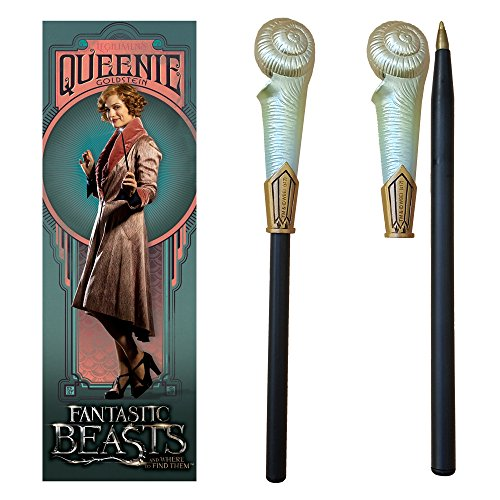 Noble Collection Harry Potter Fantastic Beasts: Caneta Varinha Queenie