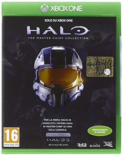 HALO MASTER CHEF COLLECTION XBOX ONE