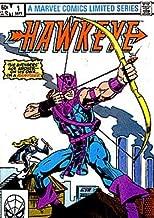 Hawkeye (1983 series) #1