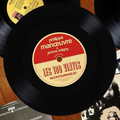 Les 100 Vinyls Incontournables (Livre + Un 45T)