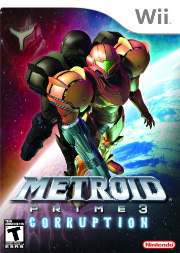 Metroid Prime 3: Corruption [UK-Import]