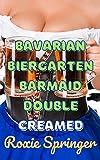 Bavarian Biergarten Barmaid Double Creamed
