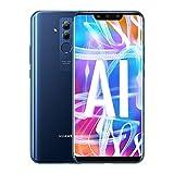 Huawei Mate 20 lite - Pack De Funda Y Smartphone De 6.3' con Android 8.1, 64 GB, 4 GB RAM, Azul [Exclusivo Amazon]