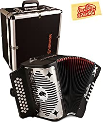 Hohner Panther Diatonic Accordion - Best Piano Accordions