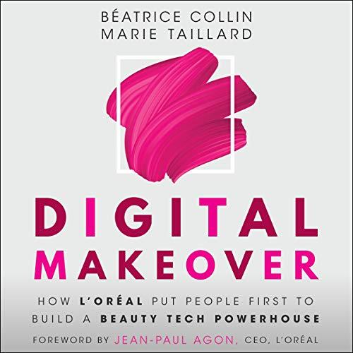 Digital Makeover cover art