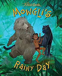 Image: The Jungle Book: Mowgli's Rainy Day (Disney Picture Book (ebook)) | Kindle Edition | by Disney Book Group (Author), Mingjue Helen Chen (Illustrator). Publisher: Disney Press (April 5, 2016)