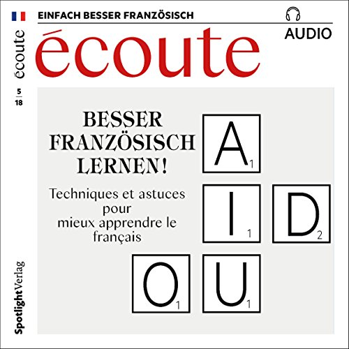Écoute Audio. 5/2018     Französisch lernen Audio - Besser Französisch lernen!              By:                                                                                                                                 div.                               Narrated by:                                                                                                                                 div.                      Length: 56 mins     Not rated yet     Overall 0.0