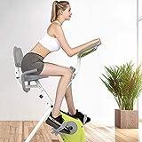 YAMMY Indoor Exercise Stepper Bike, Silent Stepper Fitness Cardio-Trainingstrainer für zu Hause, Bewegungstraining zum Abnehmen (Indoor-Fahrrad)