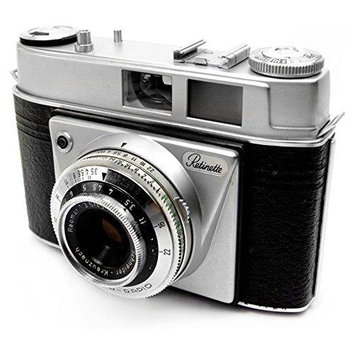 Kodak 1 Vintage Retinette - 1950 35 mm Film Camera