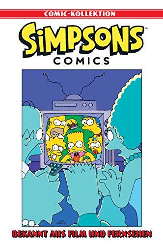 Simpsons Comic-Kollektion: Bd. 62: Bekannt aus Film und Fernsehen