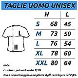 Zoom IMG-1 ev0002u maglietta t shirt uomo