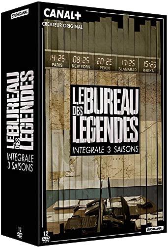 Le Bureau des légendes-Saisons 1 à 3