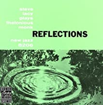 Reflections: Plays Thelonious Monk by Lacy, Steve (1991) Audio CD