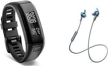 Vivosmart HR Activity Tracker with Jabra Bluetooth Headphones
