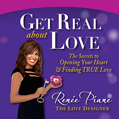 Get Real About Love audiobook cover art
