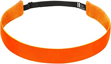 BaniBands Headbands for Women - Non Slip Adjustable Sports Head Bands - Made in USA - Perfect Headband for Active Women Stays in Place During Workout, Running, Yoga and More