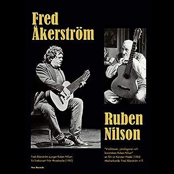 Fred Åkerström Och Ruben Nilson