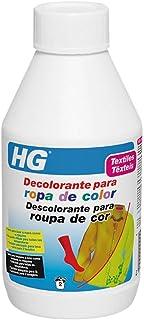 HG decolorante para ropa de color 200gr - da nueva vida a la