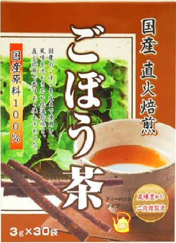 リケン『国産直火焙煎 ごぼう茶』