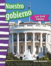 Teacher Created Materials - Primary Source Readers Content and Literacy: Nuestro gobierno: Las tres ramas (Our Government: The Three Branches) - - Grade 3 - Guided Reading Level M