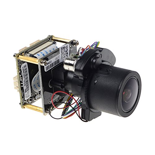 Quanmin H.265 4MP IP Camera Module PCB Board HD 1080P 1/3