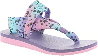 Meditation 86991L Girls' Toddler-Youth Sandal