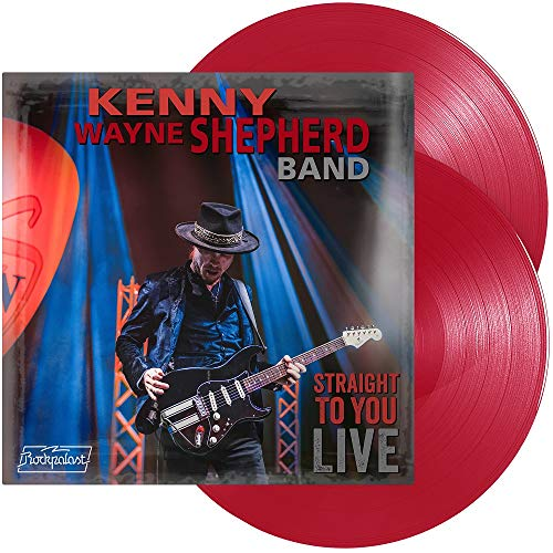 Straight To You: Live (180g Red Vinyl) [Vinilo]