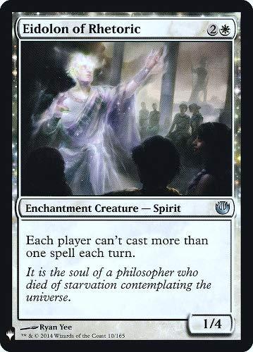 Magic: The Gathering - Eidolon of Rhetoric - Foil - Mystery Booster - Journey into Nyx