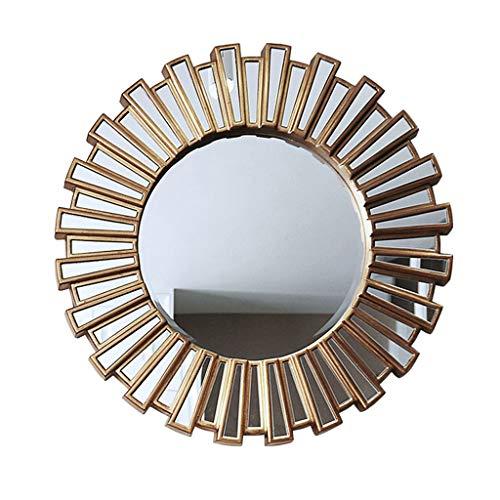 szy Espejos de Pared Espejo De Pared Decorativos Espejos Decorativos De Pared Decorativos Espejo Espejos For La Pared De Pared Espejos Espejo Espejo Antiguo De La Vendimia Macrame Espejo