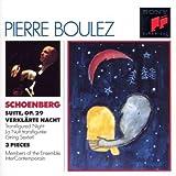 Noche Transfigurada-3 Piezas (Boulez)