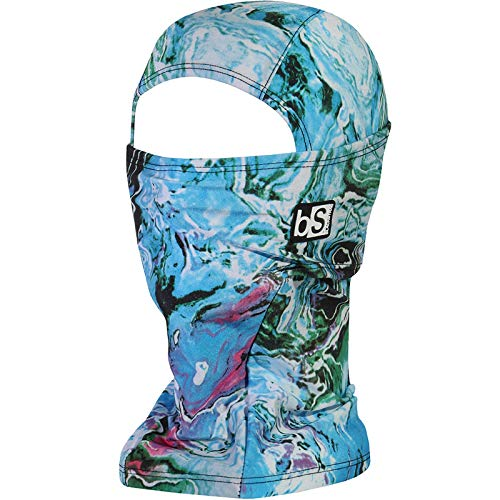 BLACKSTRAP Hood Balaclava Face Mask, Dual Layer Cold Weather Headwear for Men and Women, Hydro