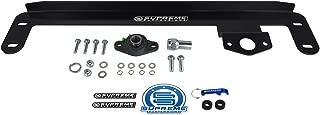 Supreme Suspensions - Gear Box Stabilizer for 2009-2019 Dodge Ram 2500 3500 Death Wobble Fix Steering Gear Box Stabilizer High Strength Steel Kit 4WD