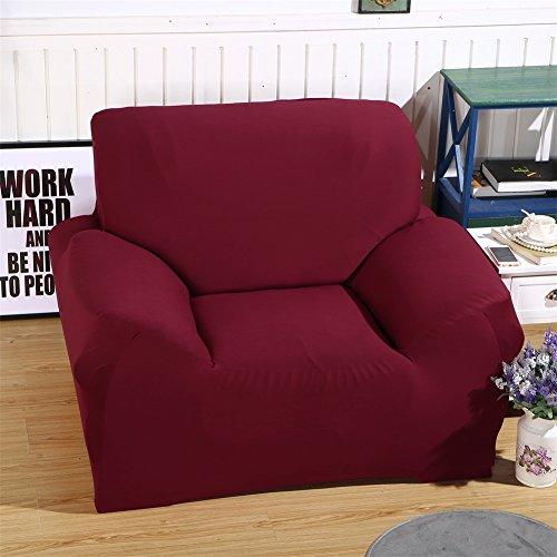 ele ELEOPTION Sofa Überwürfe Sofabezug Stretch elastische Sofahusse Sofa Abdeckung in Verschiedene...