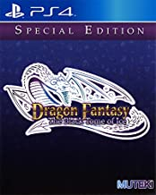 Dragon Fantasy: The Black Tome of Ice (Limited Run physical edition)