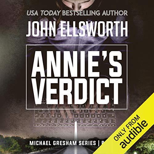 Annie's Verdict audiobook cover art