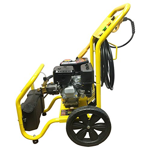 Fantastic Deal! Portable Mobile 3,000 PSI Gas Cold Water Power Pressure Washer