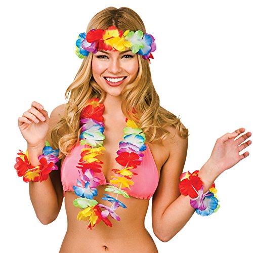Aloha 4pc Hawaiian Set